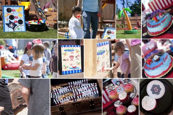Pirate party ideas!