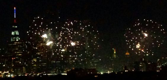 july 4th fireworks nyc 2014 east river