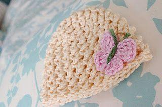 Free crochet baby hat pattern free crochet baby hat patterns