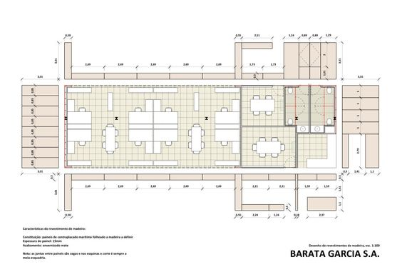 Oficinas Barata Garcia / Arqmarket