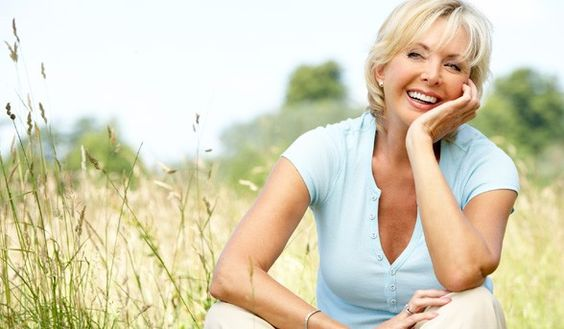The best skin care routine for your 50s and beyond.  #AntiAgeing #SkinCare #Routine