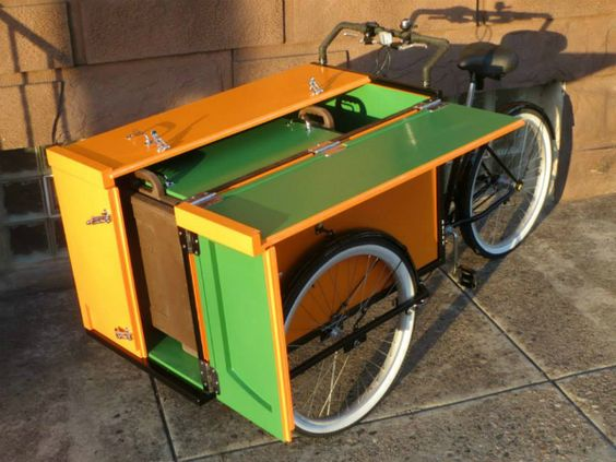 Haley Tricycles|Display Trike