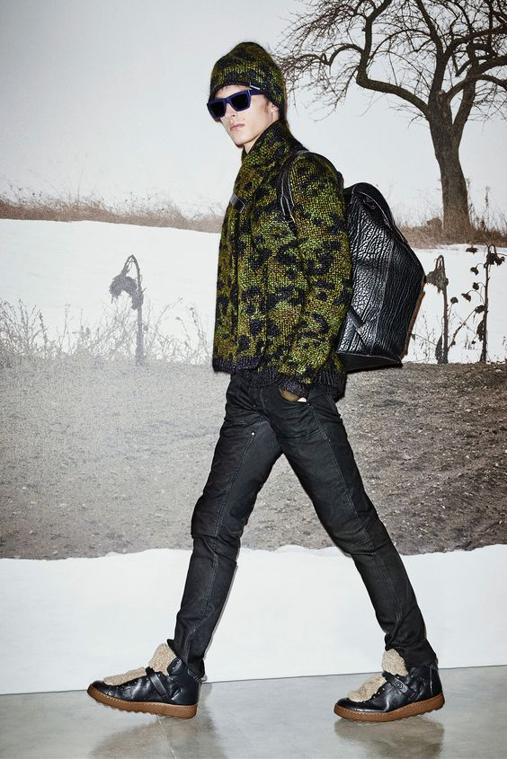 Coach Fall 2015 Menswear - Collection - Gallery - Style.com #coach #favourite: