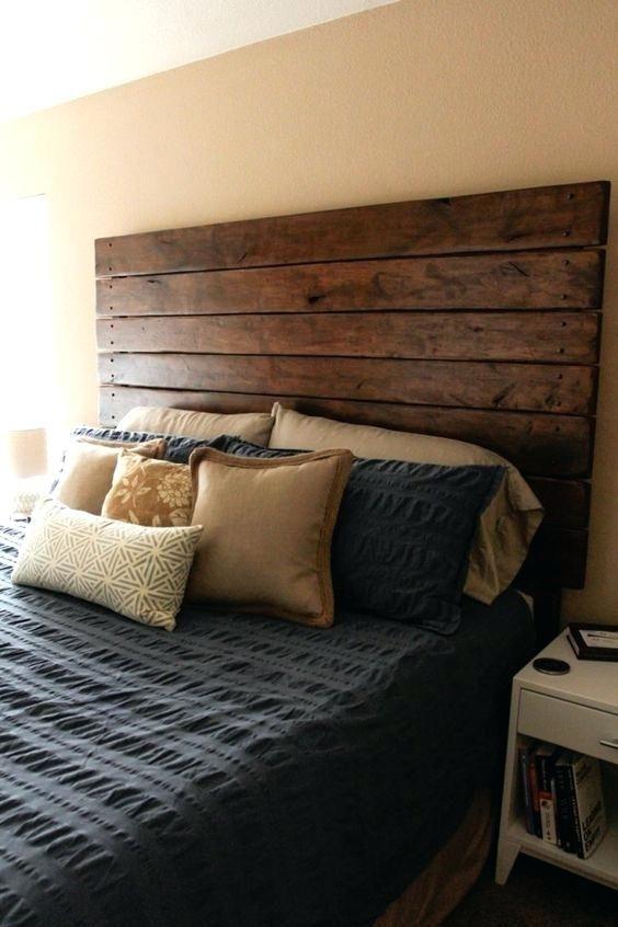 Simple Diy Headboard Simple Wood Headboard Inside Best Ideas On Wooden Architecture 6 Simple Diy King Headboard Diy Easy Plank Headboard Wood Planked Headboard