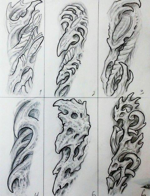 Pin By Josh Womack On Bio In 2020 Biomechanical Tattoo Biomechanical Tattoo Design Organic Tattoo