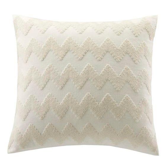 Mykonos Cotton Throw Pillow
