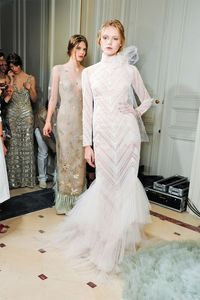Posts similar to: Vintage Valentino couture wedding gown - Juxtapost