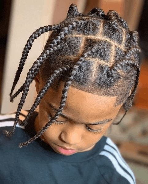 50 Cool Hairstyles For Boys Information Nigeria In 2020 Cool Hairstyles Boy Braids Hairstyles Mens Braids Hairstyles