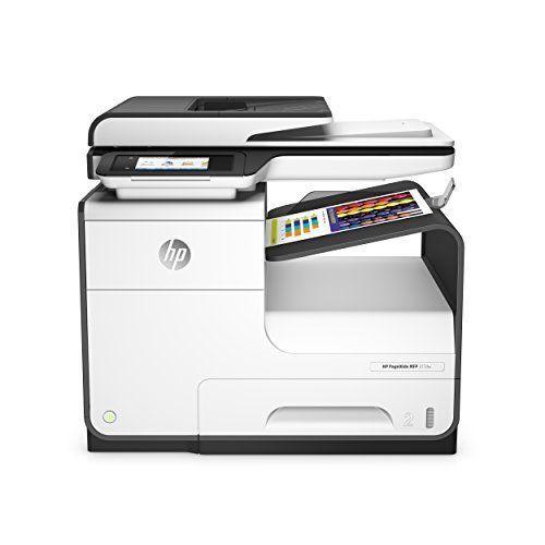 Hp Pagewide 377dw Multifunktionsdrucker Drucker Scanner Kopierer Fax Dup Drucker Scanner Hp Drucker Und Wlan