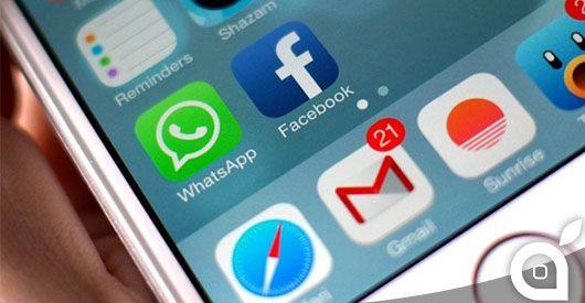 Ecco come Facebook abbatte la batteria del vostro iPhone e i rimedi necessari - http://mobilemakers.org/ecco-come-facebook-abbatte-la-batteria-del-vostro-iphone-e-i-rimedi-necessari/
