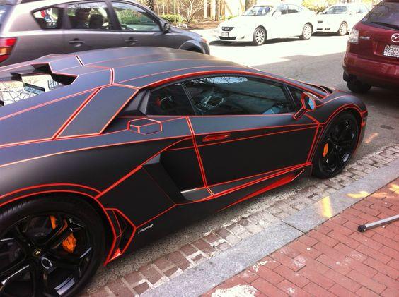 Turning a Lamborghini Into A  ...