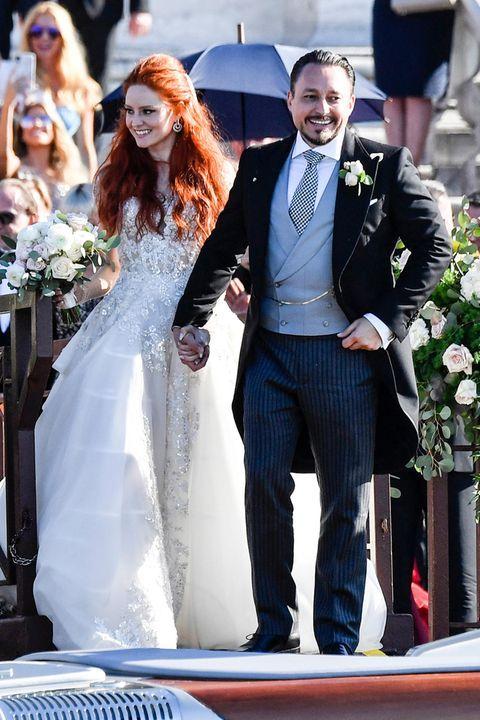 Ja Sie Wollen Stars Und Ihre Hochzeitsbilder Hochzeit Bilder Hochzeit Heiraten