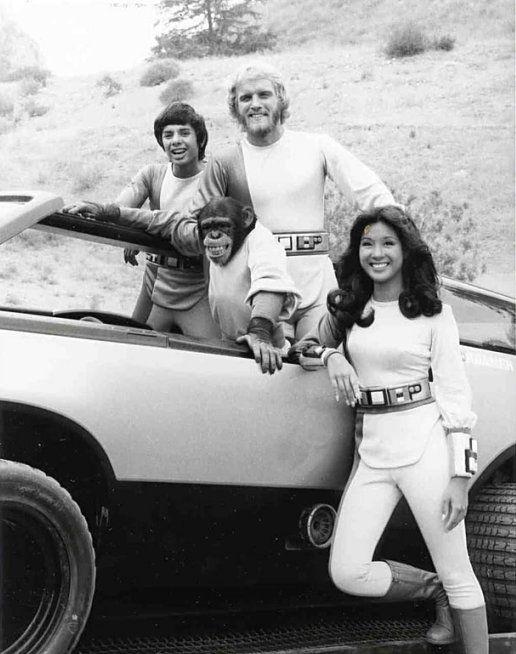 1976 Saturday morning Filmation series Ark II