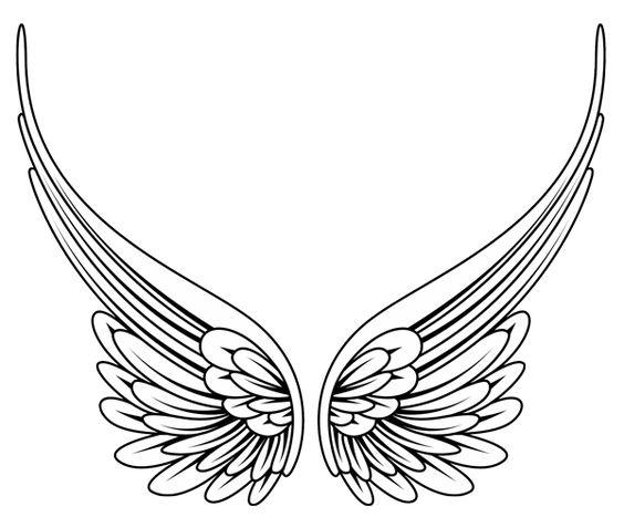 tribal angel tatoos   ... - High Quality Photos and Flash Designs of Tribal Angel Eings Tattoos