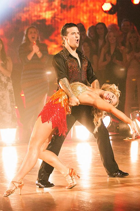 Paige & Mark Salsa Finals