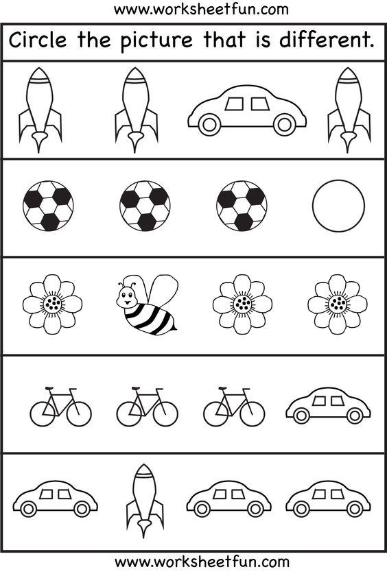 Worksheets Worksheets For Preschoolers worksheets preschool and on pinterest worksheet