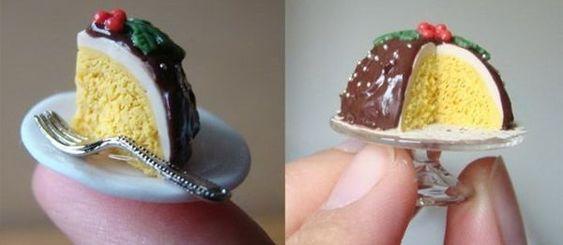¡Increíbles Comidas en Miniatura!