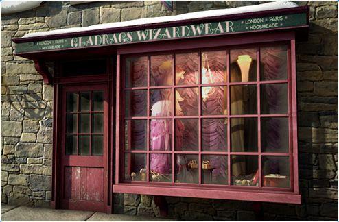 グラドラグス魔法ファッション店|ウィザーディング・ワールド・オブ・ハリー・ポッター™|ショップ|アトラクション パーク紹介|USJ