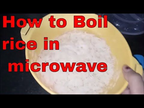 Cooking Rice In The Microwave How To Cook Rice In A Microwave In Hindi Youtube How To Cook Rice Cooking Sweet Corn Sabzi Recipe
