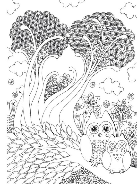 禪繞花園:ZIA彩繪舒壓著色本 - BookRep讀書共和國