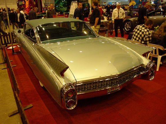 1960 Cadillac Seville Eldorado