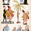 Janice Nadeau - Illustrations