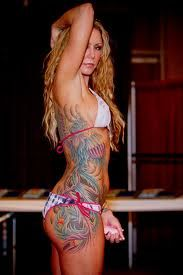 fenix tattoo costela colorida - Pesquisa Google