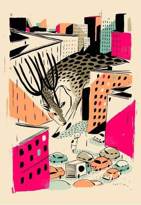 Este le tengo en casa, Pietari es un Ilustrador Fines con un estilo muy definido.... me encanta.