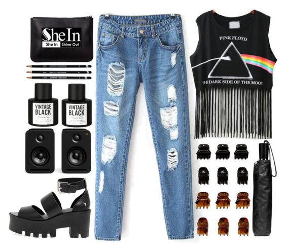 """""""#Pink Floyd - Money"""" by credentovideos ❤ liked on Polyvore featuring Windsor Smith, Forever 21, Kenneth Cole and Coach"""