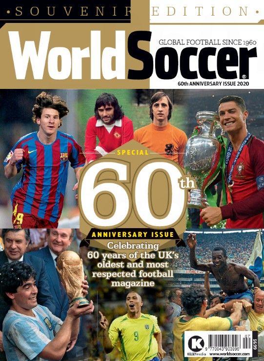 Wold Soccer In 2020 World Soccer Magazine Soccer Sports Magazine