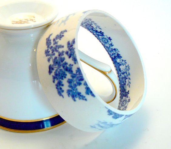 Tea Cup Bangle