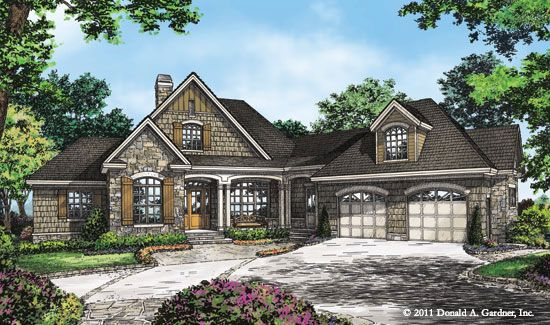 Craftsman Walkout Offers Family Friendly Design