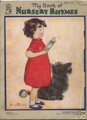Muriel Dawson / My book of nursery rhymes:
