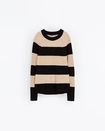 Image 6 of STRIPED JERSEY from Zara