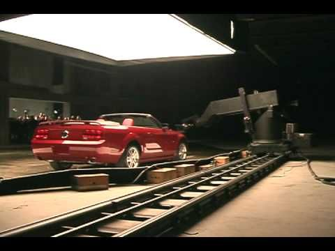 Motion Control Mustang Commercial