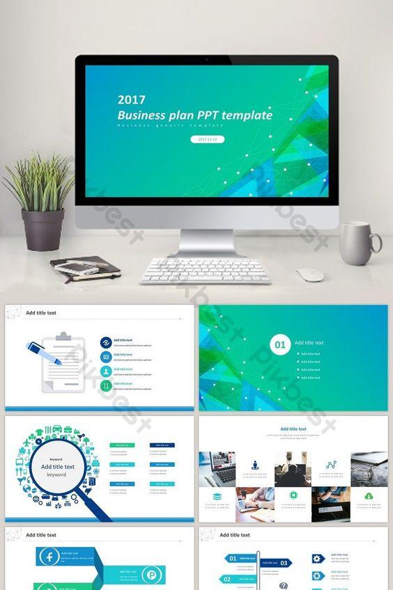 خط منقط باللونين الأزرق والأخضر خطة المشروع العامة قالب Ppt Powerpoint Pptx تحميل مجاني Pikbest Powerpoint Ppt Template Ppt