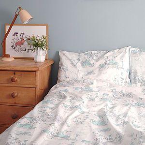 Woodlands Duvet Cover - children's room