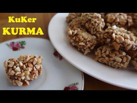 Cara Membuat Kue Kurma Kue Kering Kacang Karamel Youtube Makanan Kue Kering Karamel