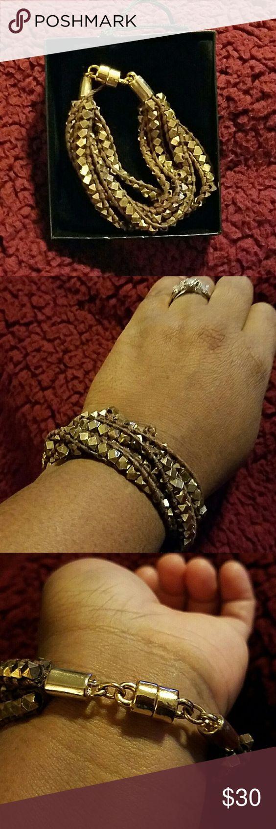 Rope bracelet gold rope bracelet by plusisaplus plusisaplus jewelry