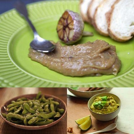 Top 10: aperitivos saudáveis: Top 10, Paste, Culinary, Garlic