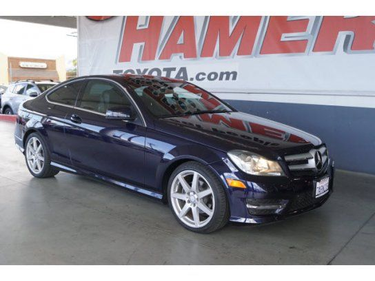 Coupe 2013 Mercedes Benz C 250 Coupe With 2 Door In Mission Hills Ca 91345 Benz C Mercedes Benz Benz