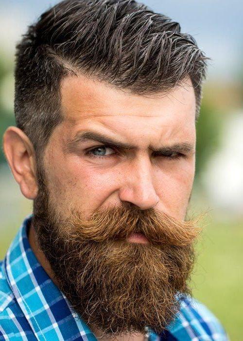 35 Popular Mens Hairstyles Ideas 2018 Beard No Mustache Beard Styles For Men Best Beard Styles