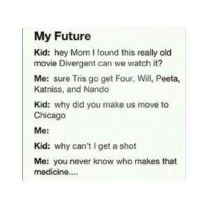 Hunger Games Divergent Divergent