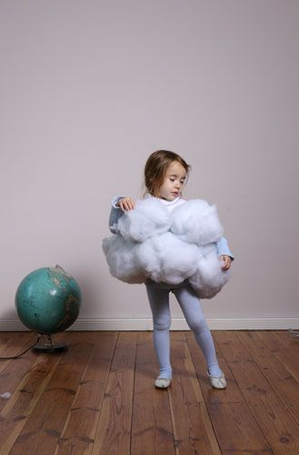 cloud costume!