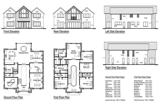Lintons 5 Bedroom House Design In 2020 House Plans Uk 5 Bedroom House Plans Uk 5 Bedroom House Plans