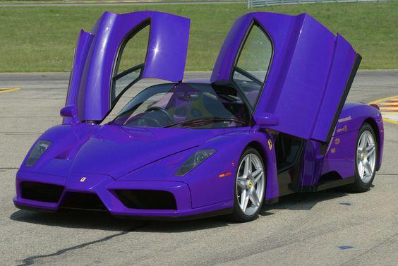 ferrari enzo 2014 blue. purple ferrari enzo ok ladies your ride is here purplish sensation pinterest cars and la 2014 blue