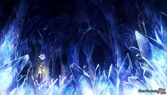 Arena 1 - Deserto 0bc960d1b7558b65759e06dab4fe79e9--crystal-caves-anime-fantasy