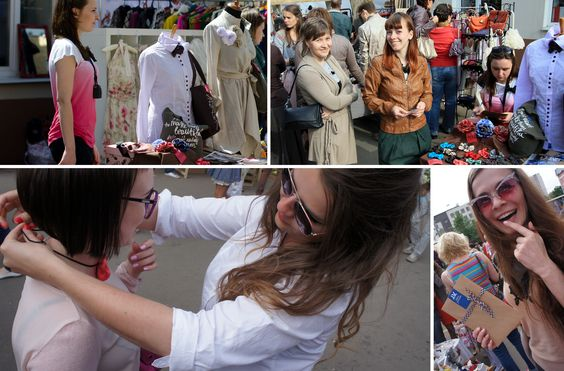 #market #shirts #accessories #bow tie #people