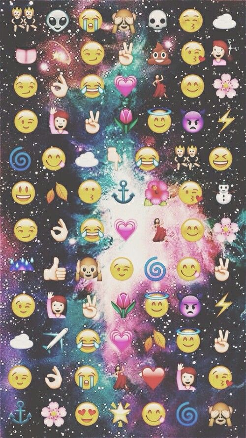 Emojis, Emoji wallpaper and Young blood on Pinterest
