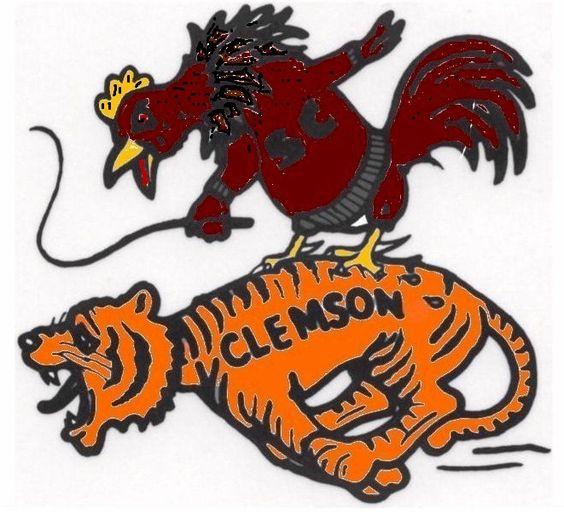 Gamecocks own Clemson